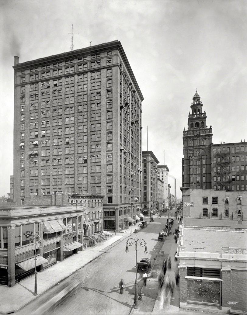 Toledo Vacuum: 1910