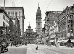 Market Street: 1910