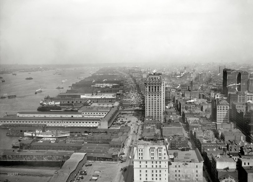West Street Story: 1912