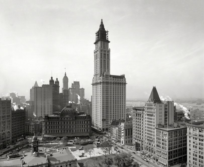 Gotham Grows Up: 1913