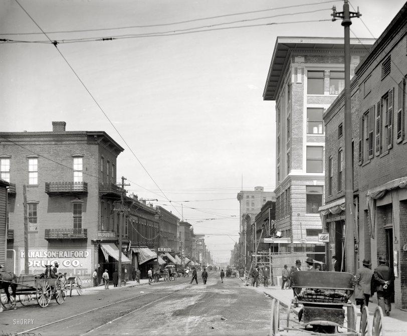 Vicksburg: 1910