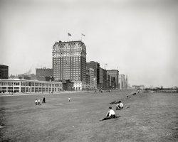 Grant Park: 1910