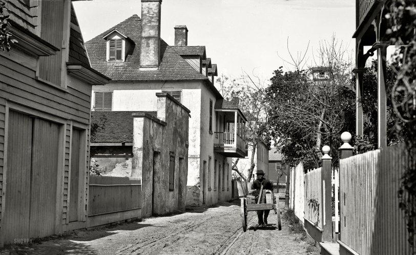 Hospital Street: 1897