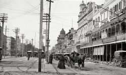 Canal Street: 1890s