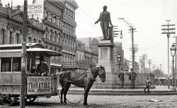 Horsecar Opera: 1890