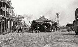 Old French Market: 1890s