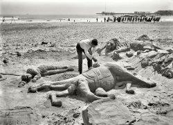 A Sand Man: 1906