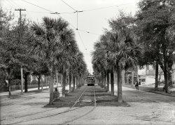 Low Speed Rail: 1903