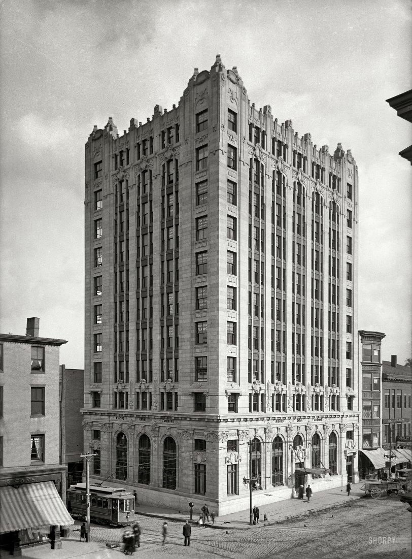 Fidelity Trust: 1910
