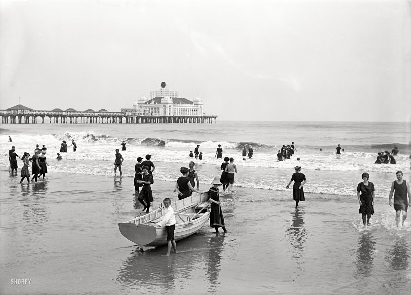 Time and Tide: 1915