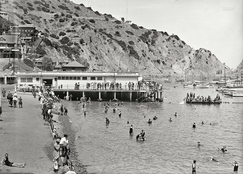 Catalina Interlude: 1915