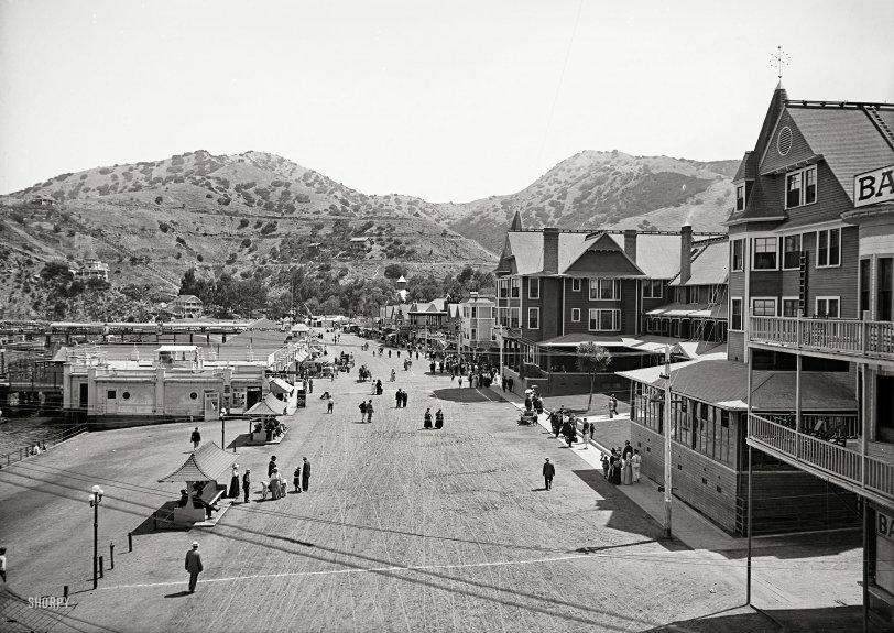 Catalina: 1910