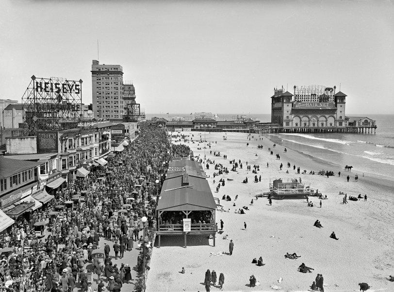 New Garden Pier: 1920