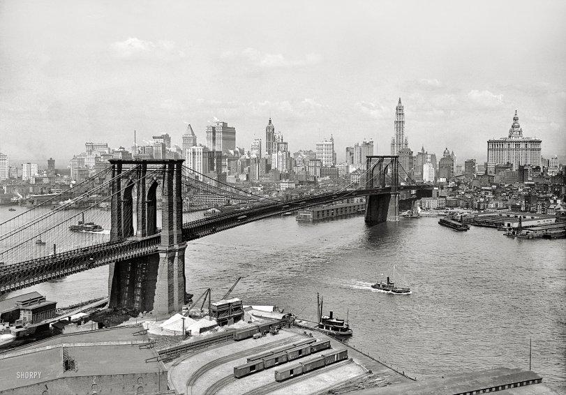 Gotham: 1915