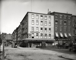 Fraunce's Tavern: 1900