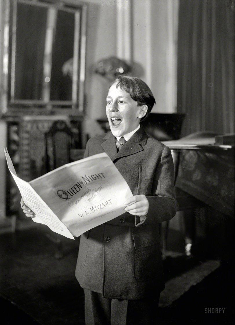 The Soprano: 1920