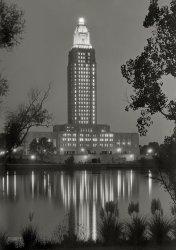 Louisiana Noir: 1932