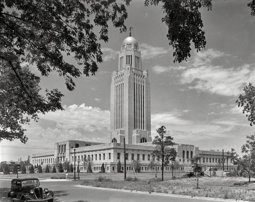 Up in Nebraska: 1934