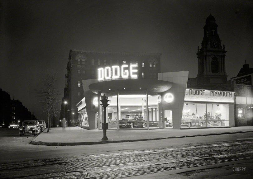 Dodge Noir: 1948