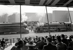 Railroad Pageant: 1939