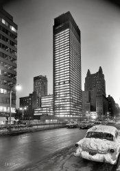 Park Avenue Noir: 1958