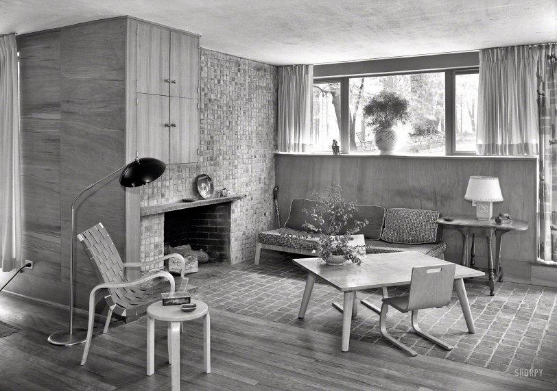 Rustic Modern: 1944