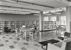 Periodical Room: 1953