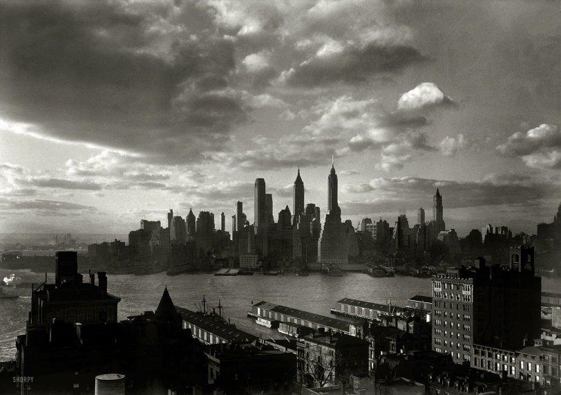 Gotham Noir: 1933