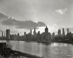 Midcentury Manhattan: 1950