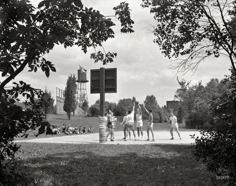 War Hoops: 1951