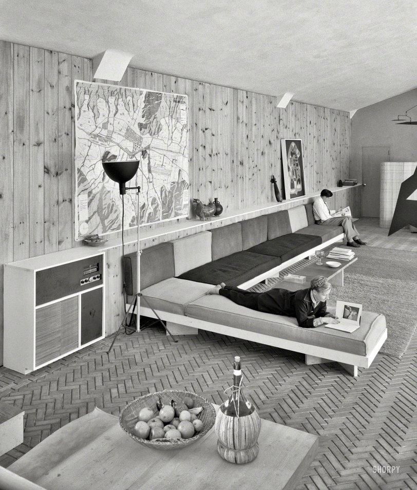 Long Island Luxe: 1952