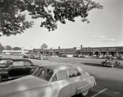 The Shopping Center: 1954