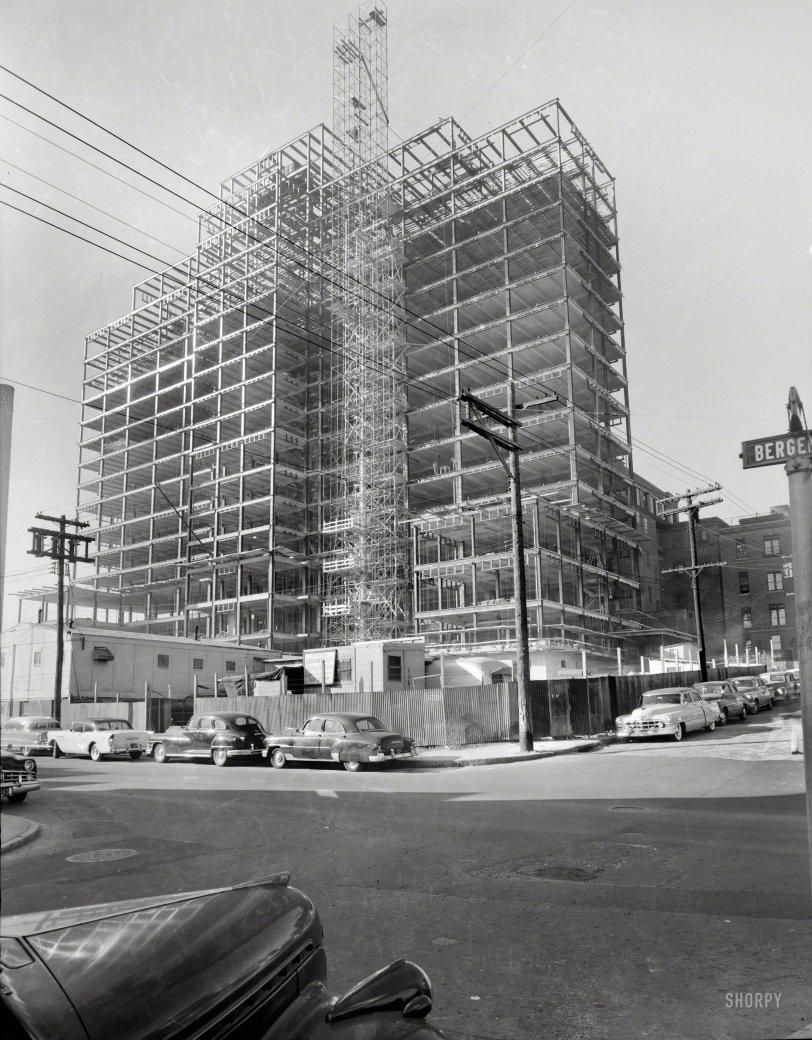 General Hospital: 1954