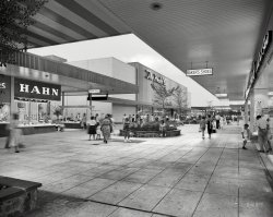 At the Mall: 1959