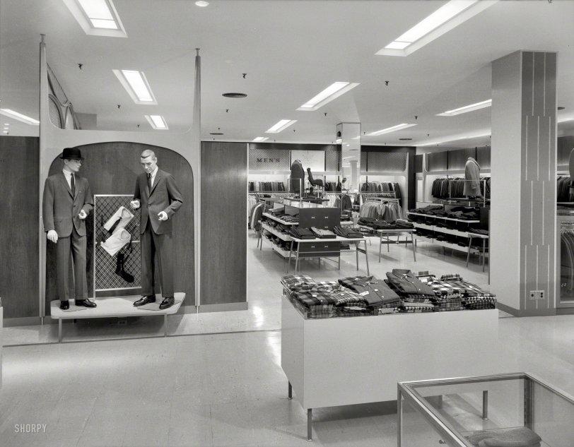 Men's Furnishings: 1959