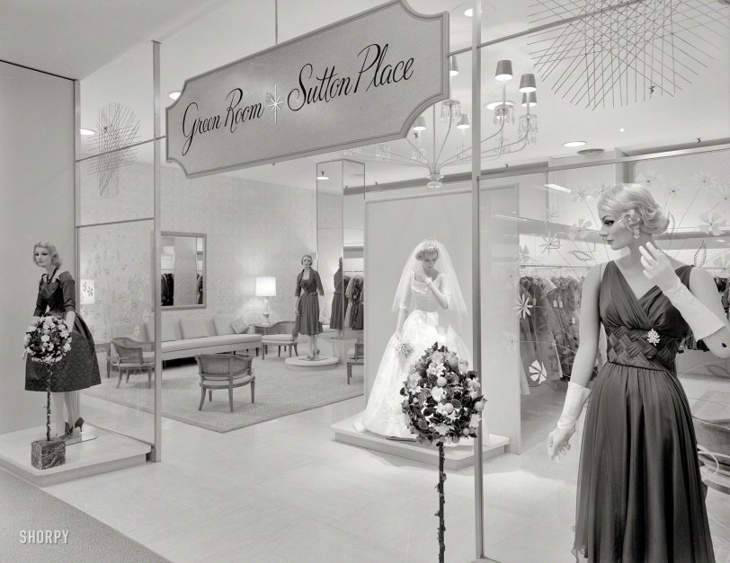 Hackensack Bride: 1959