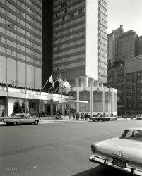 Americana Hotel: 1962