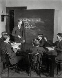 Class Warfare: 1940