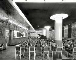 Mayfair Restaurant: 1948
