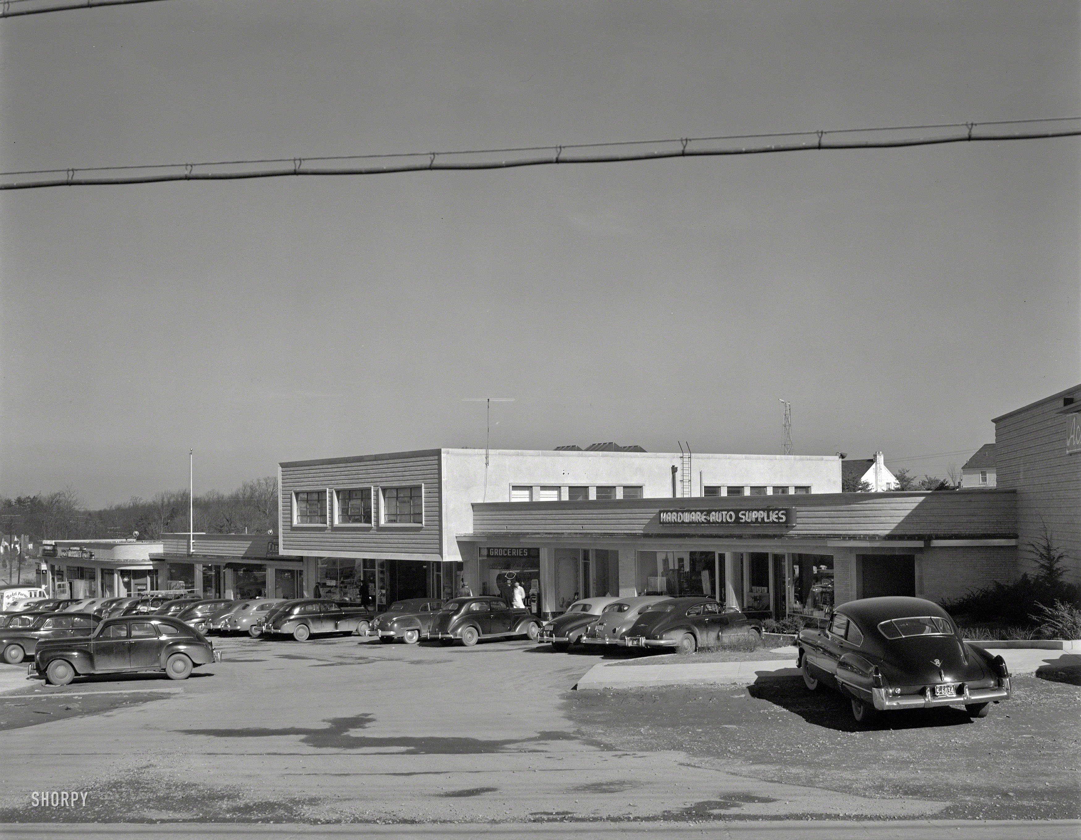Shorpy Historic Picture Archive :: The Rest of the Store(s) high ...