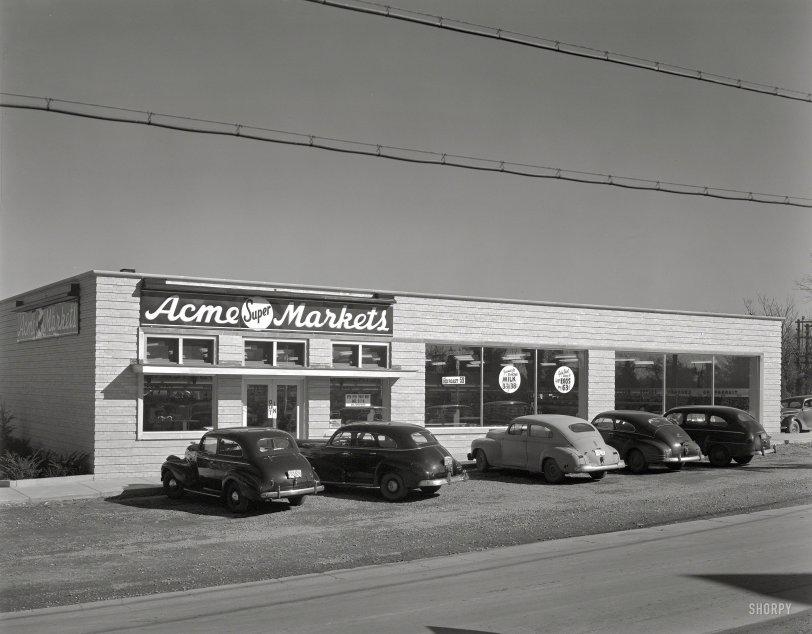 Acme Market: 1948