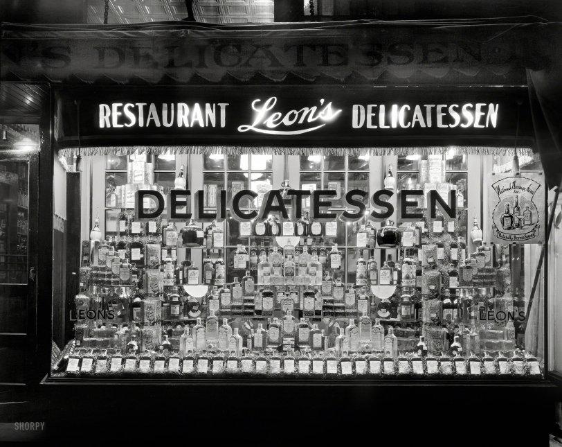 Booze Is Back: 1934