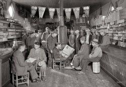 Stiner's Store: 1933