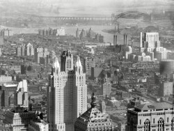 Hell Gate: 1930s