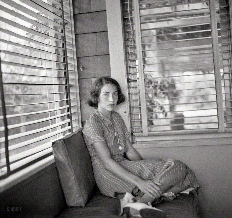 Divining Mrs. M: 1936