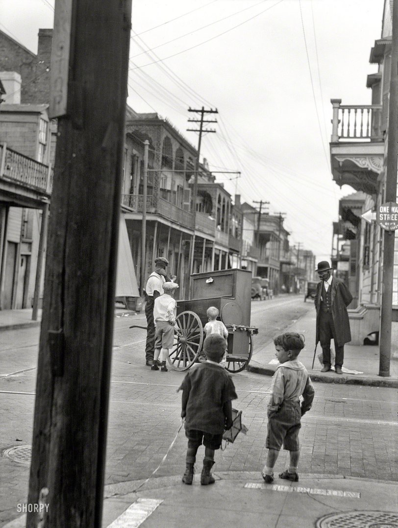 Bourbon Boys: 1924