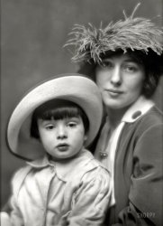 Evelyn and Russell: 1913
