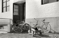 Commuter Parking: 1937