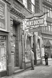 Men's Doctor: 1938