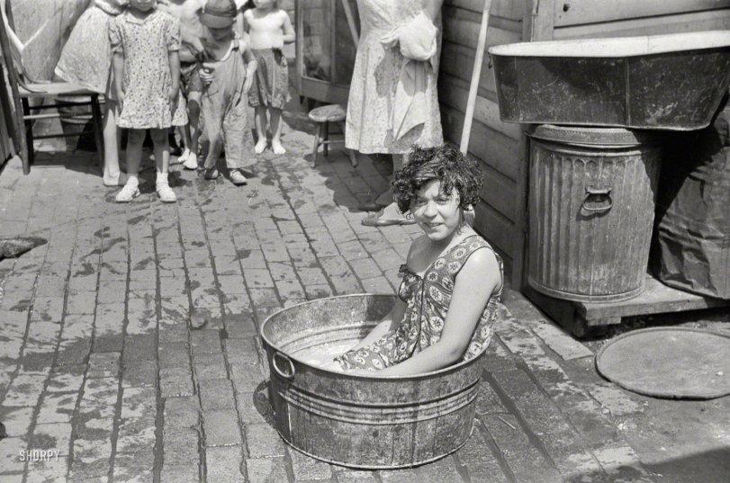 Hot Tub: 1938